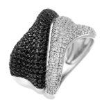 Кольцо Black&white