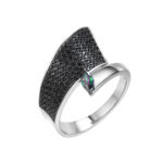 Кольцо Caviar