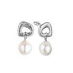 Серьги Baroque Pearl