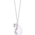 Колье Baroque Pearl